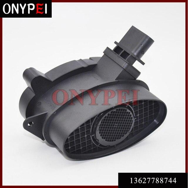 Masa de aire Sensor del medidor de flujo de 13627788744 BMW 0928400529 para 1 3 5 7 Series y X3... x5... X6