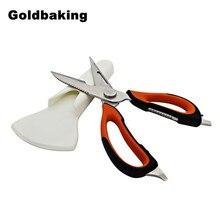 Multifunktions Küche Besteck mit Magnetischer Halter Kochen Scissor Küche Schere Schere