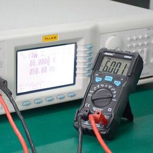 Image 5 - Mestek multímetro ac dc, multímetro rms verdadeiro multimetro dm90a faixa automática digital de frequência atual multímetros