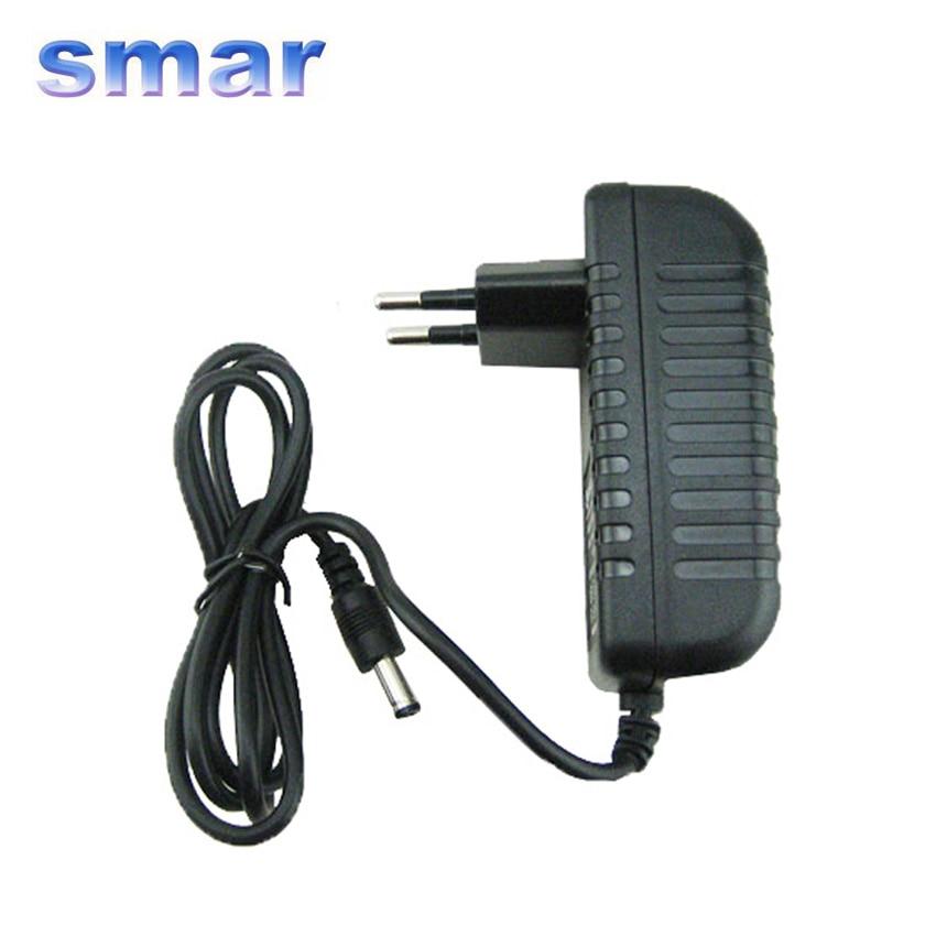 DC12V 2A  European plug  Power Adapter For CCTV Camera Free Shipping 4pcs 12v 1a cctv system power dc switch power supply adapter for cctv system