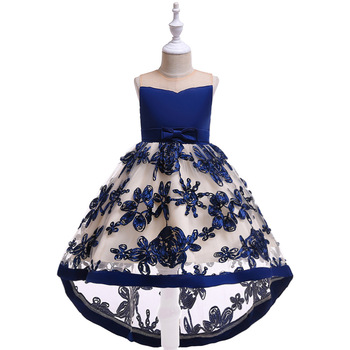 Smart A-Line Flower Girl Dresses For Little Girl Wedding Party Prom Lace Girl Birthday Tulle Pageant Dress arabic 2018 sheer neck lace appliques flower girl dresses for wedding sleeveless pearl backless tulle little girl pageant dress