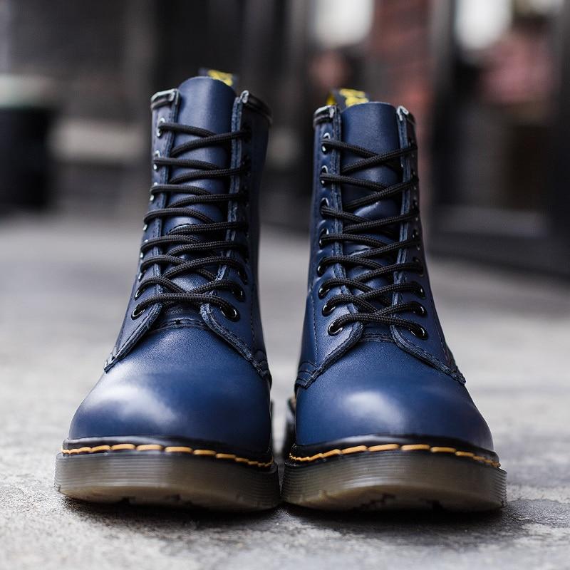 Spiksplinternieuw Goede Koop Doc Mart Classic Vrouwen Laarzen Britse Mains Echt Matn PK-14