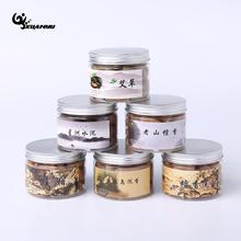 New Style Smoke Backflow Incense Lengthen Printing Plum Laoshan Indoor Aromatherapy F