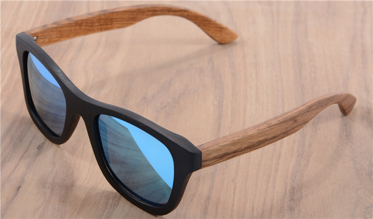 aliexpresscom buy ebony wood frame pear wooden sunglasses bamboo case original glasses cloth polarized blue sunglasses wood z6016 from reliable