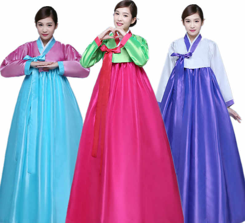 New Asia Hanbok Formal Dresses Korean Traditional Clothes Women's Dresses  Clothing Dance Dresses Dance Peformance Costume|dress long sleeve tunic  dress|dress up dolls for kidsdress colors - AliExpress