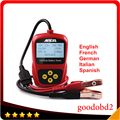 Hand Tool ANCEL BST200 BST-200 12 Volt Car Vehicle Boat Motor Battery Analyzer Tester Directly Detect Bad Car Cell Battery CCA