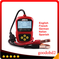 Hand Tool ANCEL BST200 BST 200 12 Volt Car Vehicle Boat Motor Battery Analyzer Tester Directly Detect Bad Car Cell Battery CCA