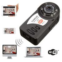 WIFI Mini DV IP Sem Fio Night Vision Camera de Segurança Para Android IOS