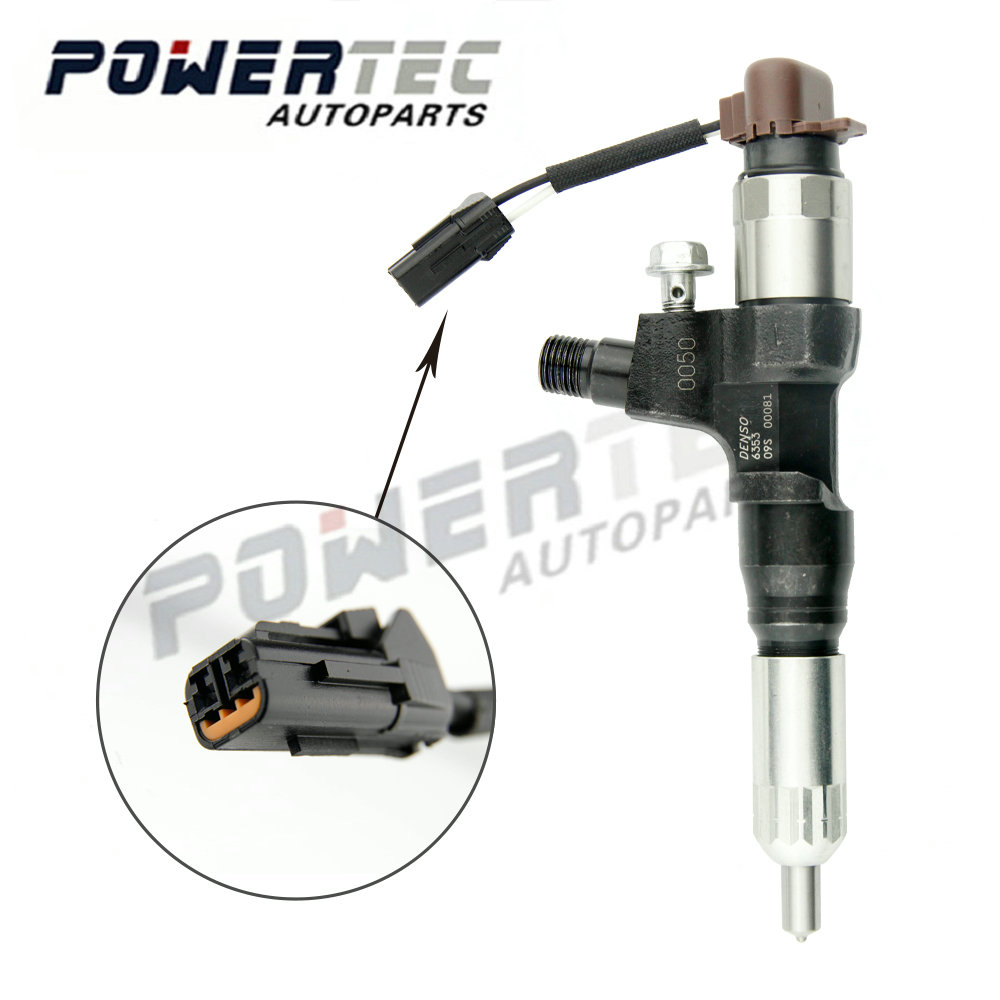 NEW Diesel engine fuel injection nozzle DLLA155P848 injektor 095000 6353 Common Rail Injector Assembly 095000 6353