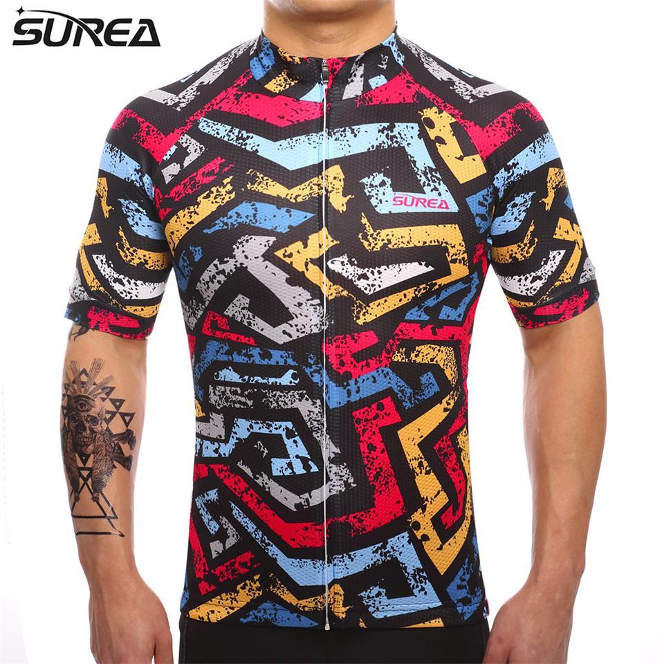 2017 Maillot Ciclismo Kerékpáros ruházat / Road Racing MTB Kerékpáros Kerékpáros ruházat Ropa Ciclismo Kerékpáros ruházat Kerékpár ing Méret XS TO 3XL