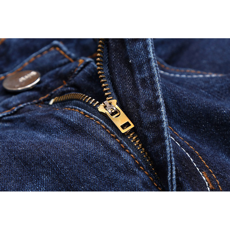 Plissée Jean Maigre Biker Lavé Détruits Trou Streetwear L'élasticité Jeans Patch Hommes Bleu Tendance Pantalon Denim Jeunesse 2018 Mâle anqgad