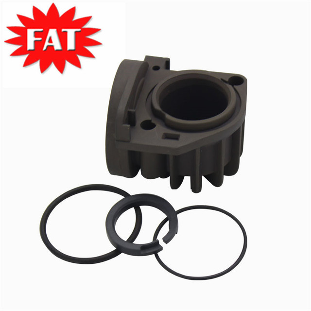 Air Suspension Compressor Cylinder & Piston Ring Repair Kit For Mercedes W220 W211 For Audi A6 C5 A8 D3 2203200104 4E0616007D