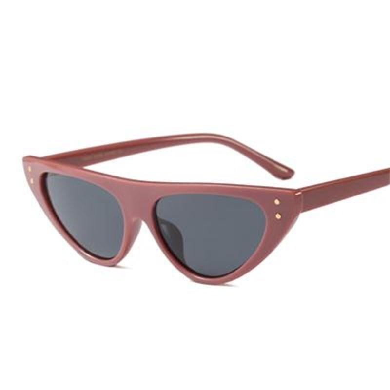 Occhio c5 Oculos Frame c1 Progettista Del Vintage Occhiali Di Sole Black Uv400 Red Gatto Donne Da c2 Femminile c13 Marca Ombra Feminino 2018 c3 C4 Tf1rwTqx