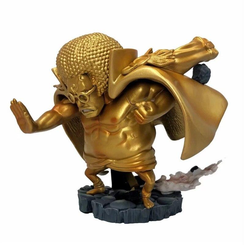 Anime ONE PIECE POP OP SENGOKU the Buddha Gold ver figure