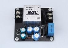 التيار المتناوب 220 فولت 100 أمبير مصدر الطاقة تأخير بدء التشغيل الناعم لمكبر للصوت لوحة حماية مكبر الصوت