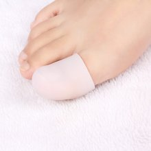 Pad On Toe Thumb Silicone For Daily Use Toe Bunion Corrector Gel Guard Straightener Finger Toe Separator Foot