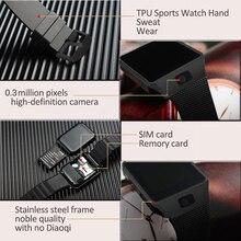 DZ09 Smartwatch Digital Sport Phone For Apple iPhone Android Men Women