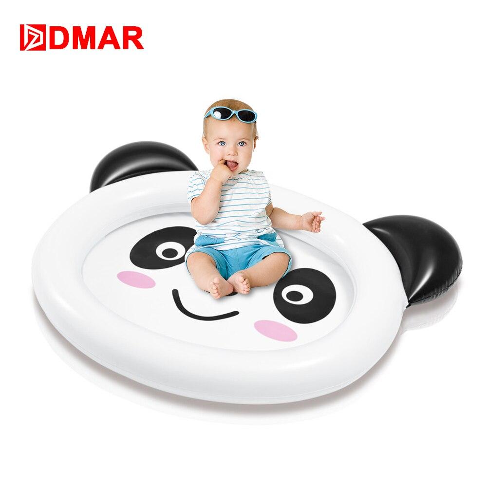 Dmar Panda Inflatable Pool For Kids Infants Baby Bathing