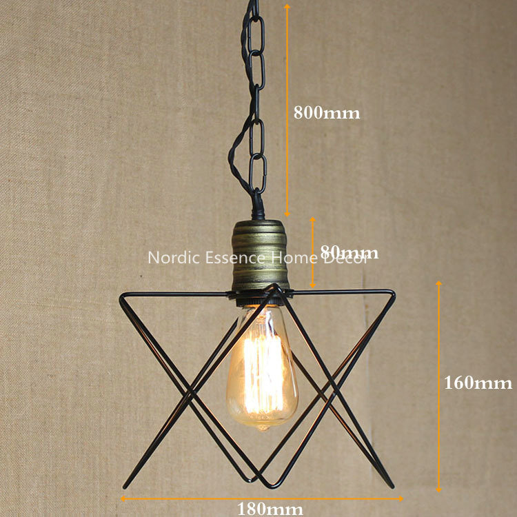 Nordic American countryside style wall lamp,restaurant bar hotel cafe wall sconce light lighting for decoration free shipping