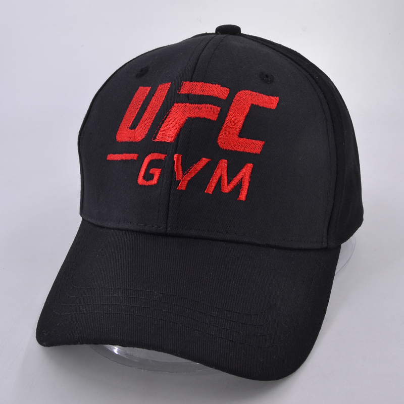 Embroidery Sports   Baseball     Cap   Russian UFC Embroidered Casquette High Quality Snapback hats Unisex Leisure Hat bone casquette