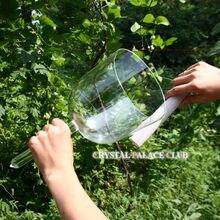 Идеальный шаг ясная чакра Мелодия ручка Чаша для медитации Поющая Хрустальная чаша