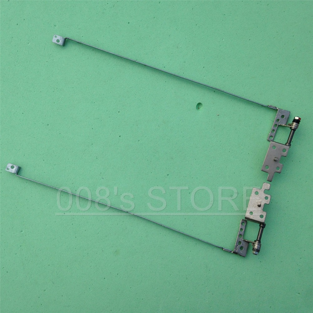New Laptop LCD Screen Hinges Bracket For Lenovo B590 B595 V595 B580 B585 V580 B580A B590A B580E B590G Left Right