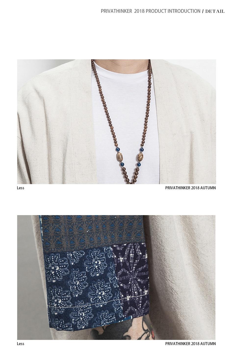HTB1aeFfHuuSBuNjSsziq6zq8pXav Drop Shipping Cotton Linen Shirt Jackets Men Chinese Streetwear Kimono Shirt Coat Men Linen Cardigan Jackets Coat Plus Size 5XL