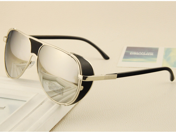 Goggle Type Sunglasses  aliexpress com sunglasses women men aviator pilot style