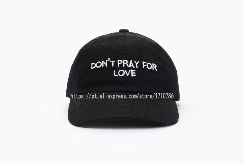 7c19d78cc91 Don t Pray For Love DAD HAT bone I Came to Break Hearts snapback Baseball