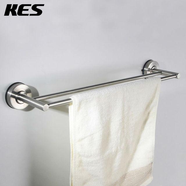 Aliexpresscom Buy Kes A6201c Bathroom Lavatory Double Towel Bar