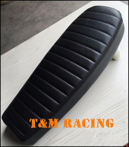 все цены на Hump Vintage Saddle Universal Cafe Racer Seat for Suzuk i GS Yamah XJ Honda CB