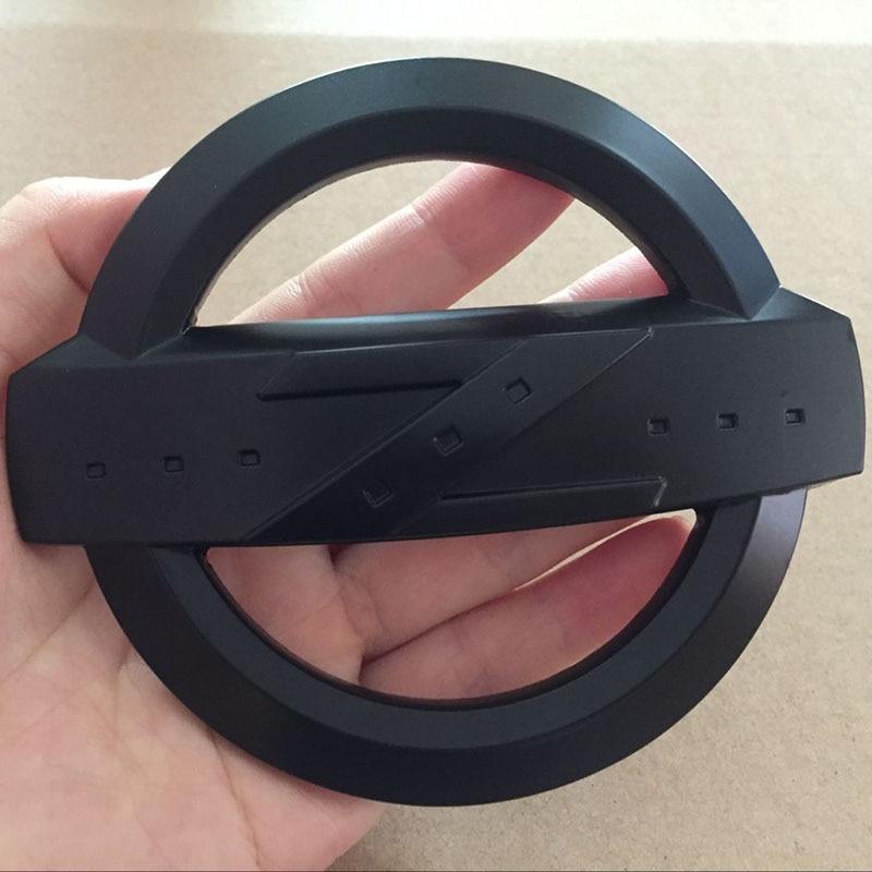 3D Chrome Z Logo Rear Trunk Emblem Badge for Nissan 350Z 370Z Fairlady Z Z33 Z34