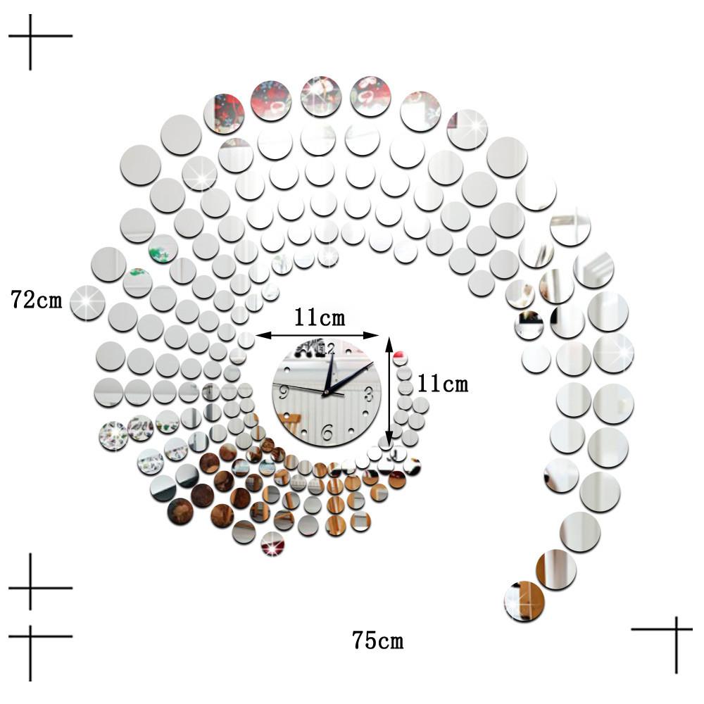 MIRROR CLOCK (4)