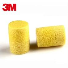 Bouchons doreilles jetables en PVC de 3M à 1213, 10 paires, protection auriculaires souples à rebond lent, réduction du bruit, sommeil, natation, soudage, voyage