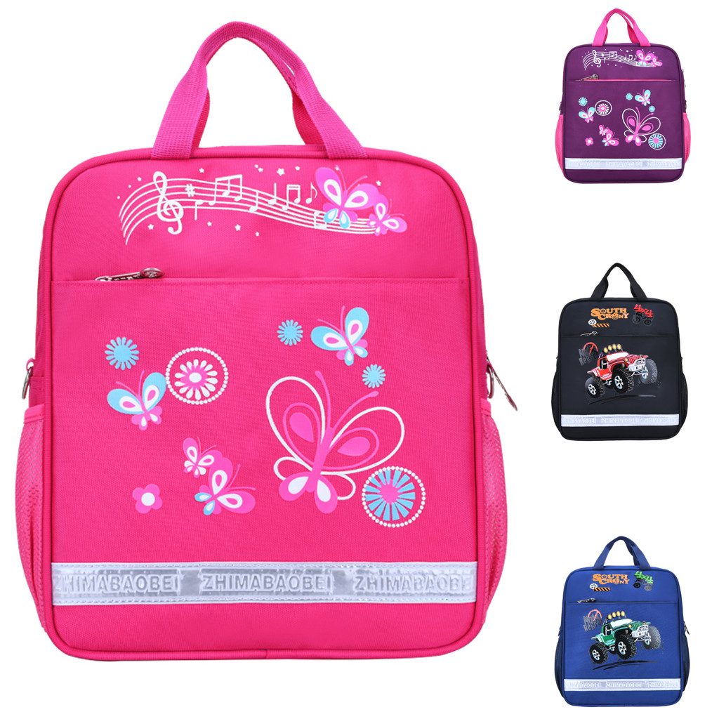Anti Theft Backpacks Travel Teenage Backbag Children Fashion Large Capacity Cartoon Ementary School Students Tutorial Bag