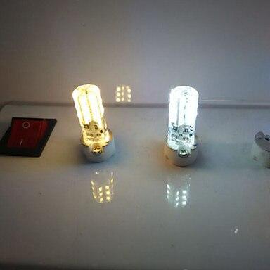Купить с кэшбэком 10 X HRSOD High Brightness G4 2.5 W 24 SMD 2835 260 LM Warm White / Cool White T Decorative Corn Bulbs DC 12 V