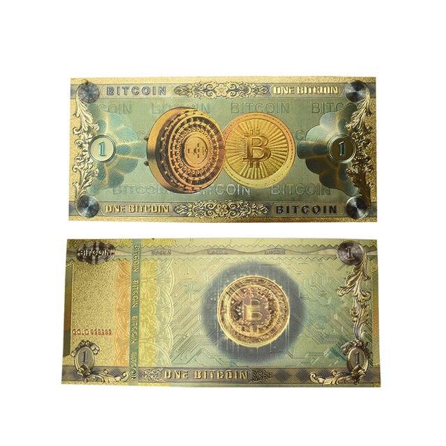 bitcoin banknote