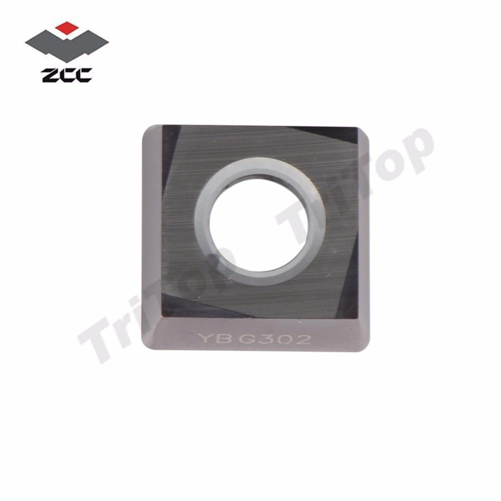 SPMT120408-PM YBG302 ZCC.CT SPMT 120408 Cementuoti karbido šlifavimo - Staklės ir priedai - Nuotrauka 3