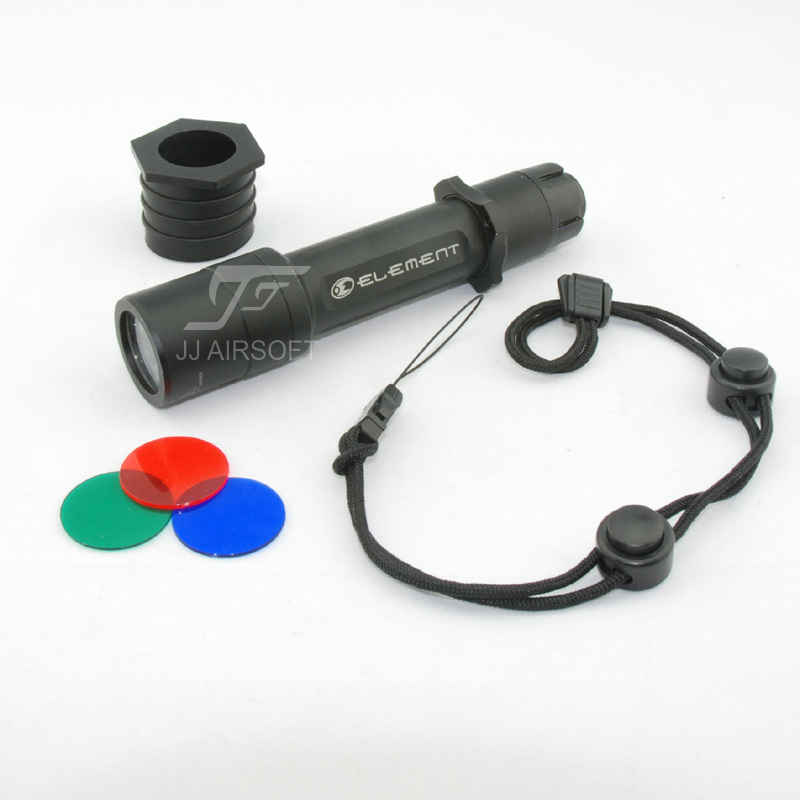 Element Cyclops Multi Function Tactical Flashlight FREE SHIPPING (ePacket/HongKong Post Air Mail)