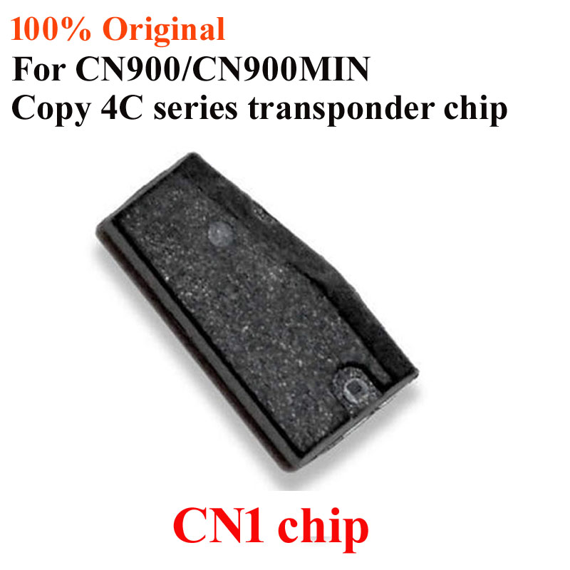 Original CN1 transponder chip 4C rewritable copy chip for CN900 CHIP MINICN900 Copy chip Car Key