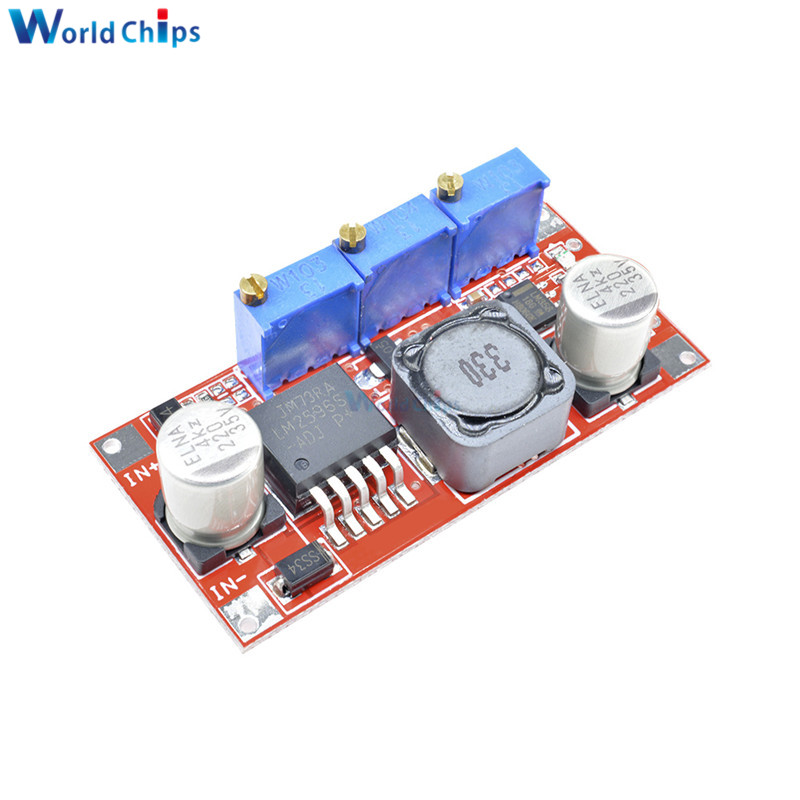 Utini New 2pcs 24V Switching Power Supply Board 4A 6A high Power Module Bare Board AC-DC Power Supply Module Blue