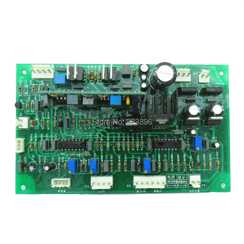Zx7-400 Single Igbt Welder Control Panel Reallink Section Single Tube Zx7-400 Control Circuit Board At Any Cost Home Appliance Parts