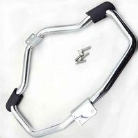Chrome Engine Guard Highway Crash Bar For 04 17 Harley Sportster SuperLow XL883L
