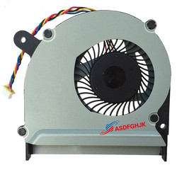 Оригинальный кулер вентилятора процессора для ASUS X402 X402C X402CA X502 X502C X502CA F402 F402C F502C