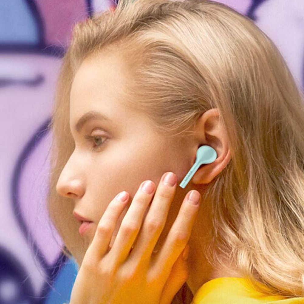 Оригинальные huawei Honor FlyPods Молодежная версия TWS беспроводные Bluetooth наушники с микрофоном Музыка Спорт Мода сенсорная гарнитура Handfree
