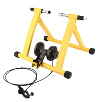 Free Indoor Exercise Bicycle Trainer 6 Levels Home Bike Trainer MTB Road Bike Cycling Training Roller