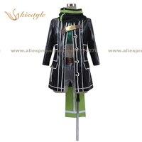 Kisstyle Мода Легенда героев: трассы холодной Сталь fei claussell борьба равномерное Косплэй костюм, индивидуальные принимаются