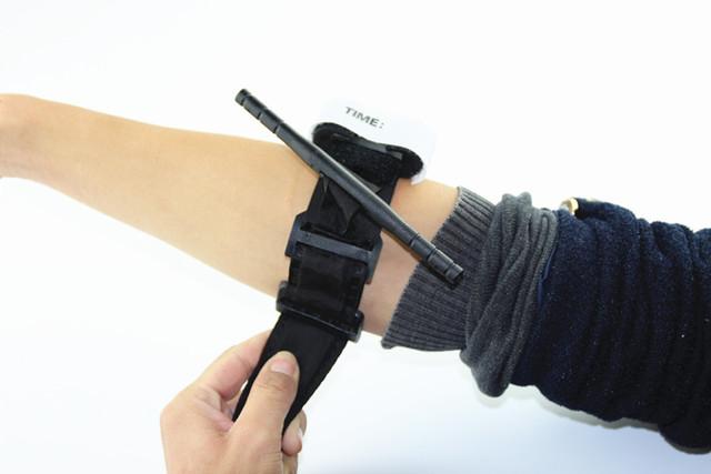 Tourniquet Quick Release Buckle Medical Tourniquet Strap Outdoor Combat Application First Aid Medical EMTSurvival