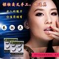 YANYAXI 100% Hand Made 2 Pairs Real Siberian 3D Mink Full Strip False Eyelash Long Individual Eyelashes Mink Lashes Extension