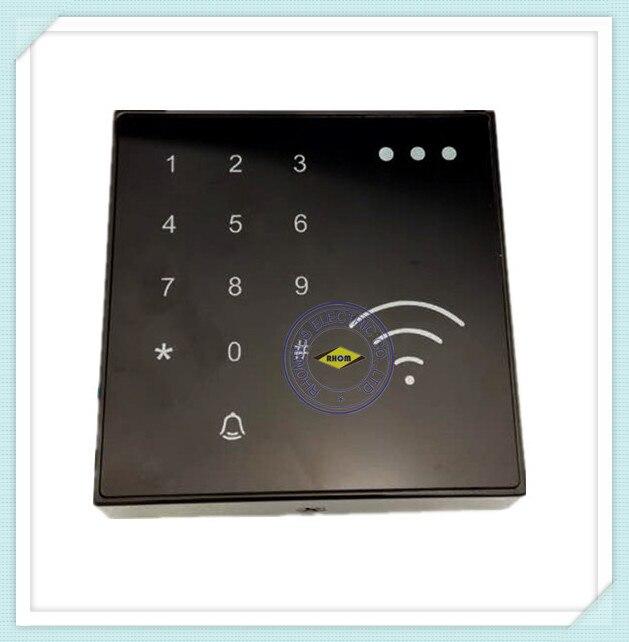 EM ProximityTouch keypad 125KHz Wiegand26/34 Extendable Doorbell RFID Access Control READEREM ProximityTouch keypad 125KHz Wiegand26/34 Extendable Doorbell RFID Access Control READER